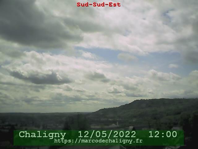 Webcam Chaligny Hors-Ligne